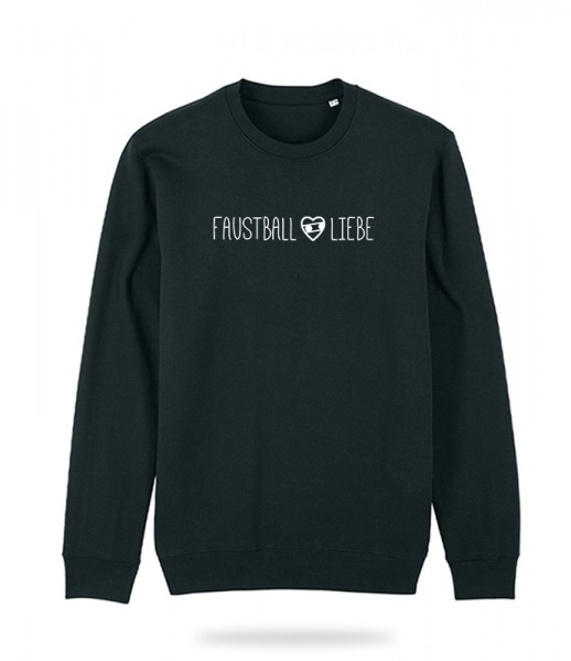 Faustball Liebe Sweater