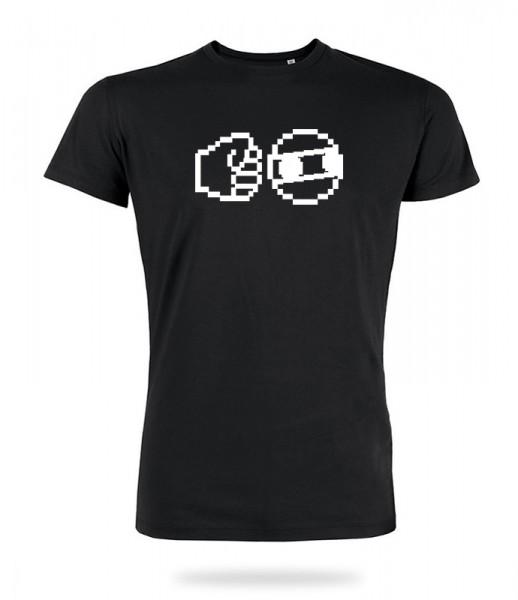 8 Bit Shirt Jungs