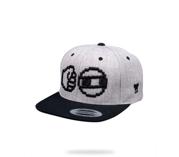 8 Bit Cap