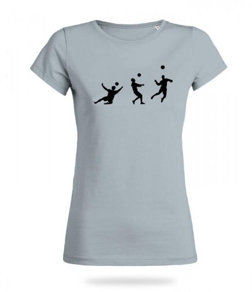 Position Shirt Mädels