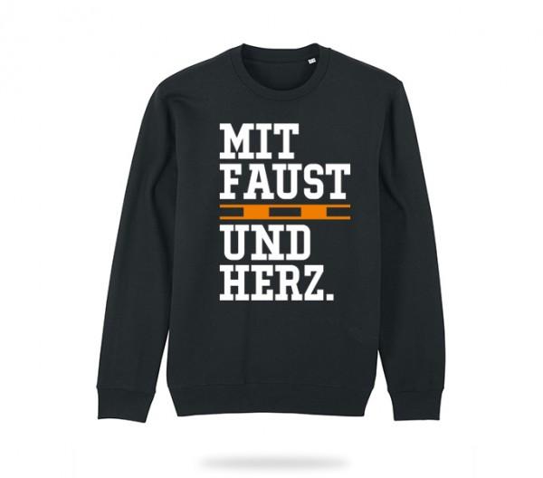 Faust und Herz Sweater