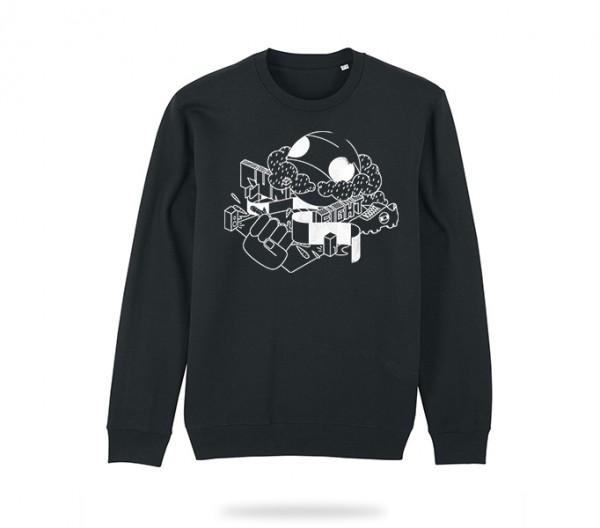 Fight & Fun Sweater
