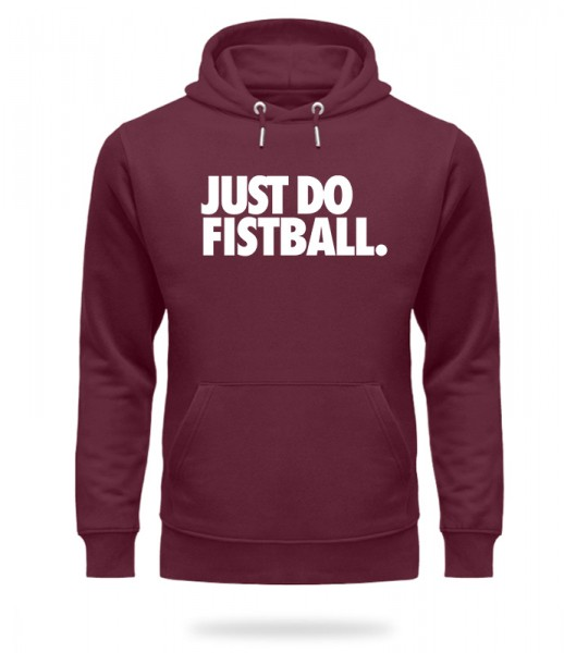 Just do Fistball Hoodie