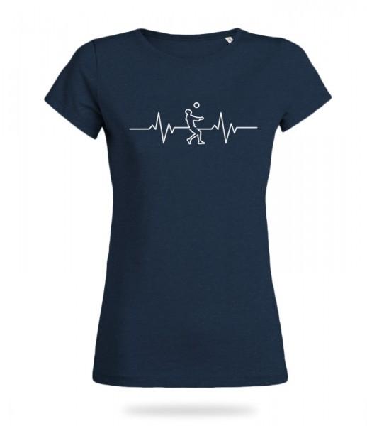 Herzschlag Zuspiel Shirt Mädels