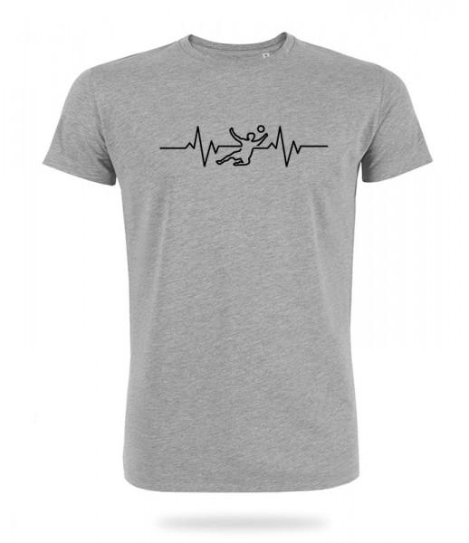 Herzschlag Abwehr Shirt Jungs