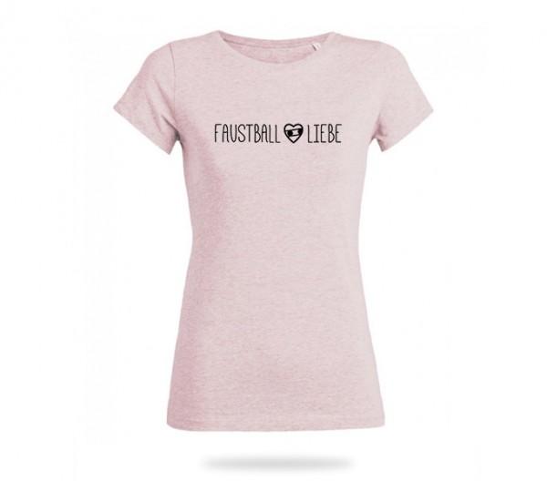 Faustball Liebe Shirt Mädels