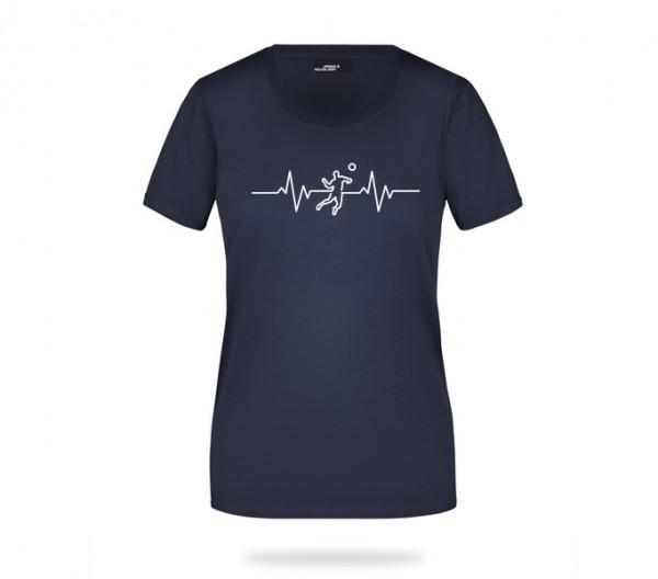 Herzschlag Angriff Shirt Mädels