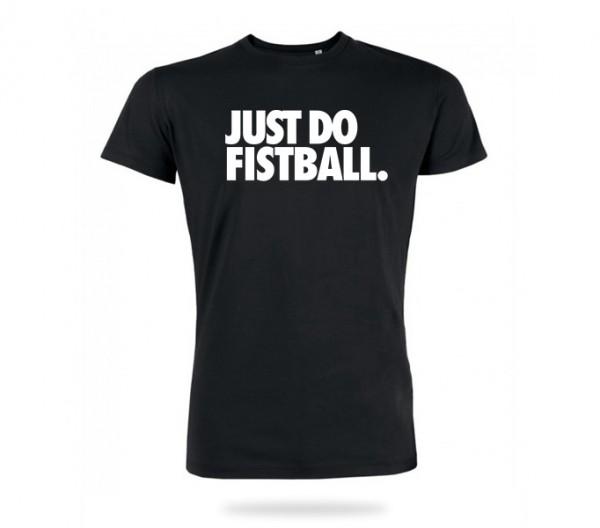 Just Do Fistball Kids Shirt
